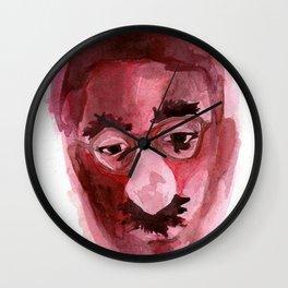 Sad & Clown Wall Clock