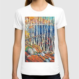 Tom Thomson - In the Northland - Digital Remastered Edition T-shirt