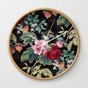 Noir Flower Pattern by nikosliolios