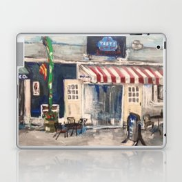 Division Street Shops, Kelley's Island Laptop & iPad Skin