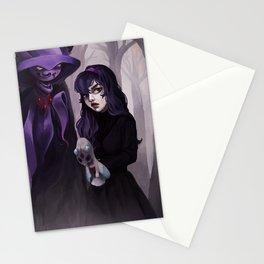 Hex Maniac Stationery Cards