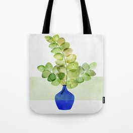 Fresh Eucalyptus Tote Bag