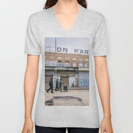 We Run These Streets Unisex V-Neck