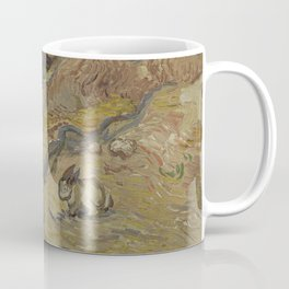 Landscape with Rabbits Coffee Mug