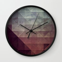 fylk Wall Clock