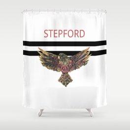 STEPFORD JAILBIRD Shower Curtain