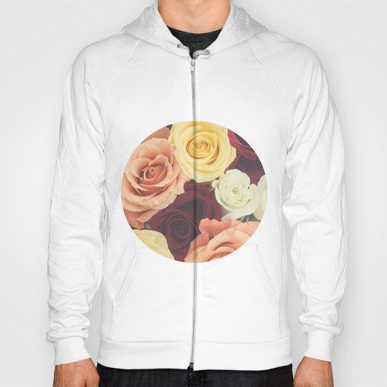 Vintage Roses II Hoody
