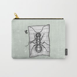 Ant Beach Carry-All Pouch