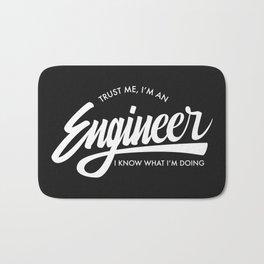 Trust Me, I'm an Engineer Bath Mat