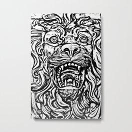 Try Me Metal Print