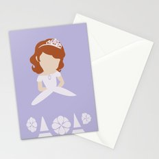 Sofia the First Stationery Cards