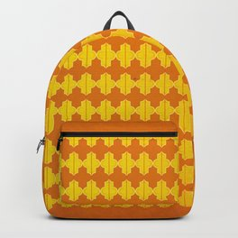 pattern on repeat 01 Backpack