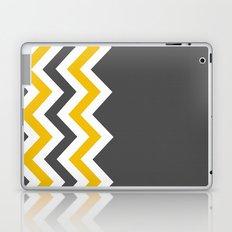 Color Blocked Chevron 14 Laptop & iPad Skin