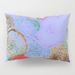 Faded Bloom Pillow Sham