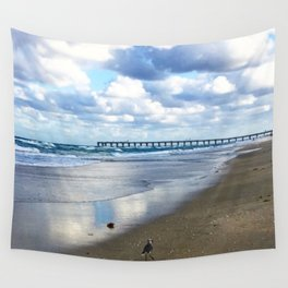 Walk With Me Wall Tapestry
