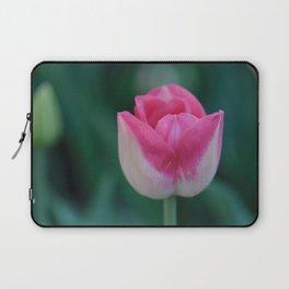 Beautiful Pink Tulip Laptop Sleeve