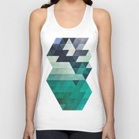spires Tank Tops featuring aqww hyx by Spires