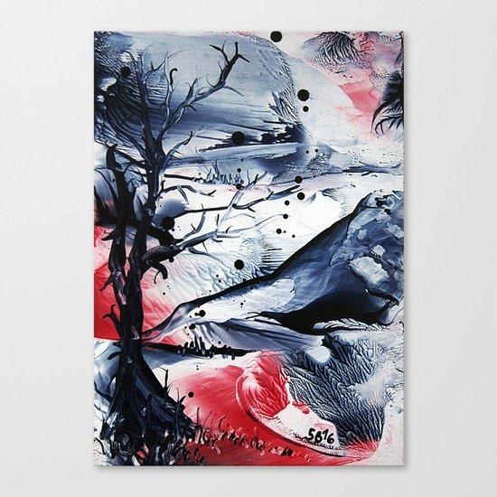 LateWinter Canvas Print