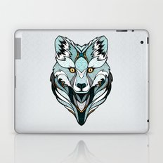 Little Polar Fox Laptop & iPad Skin