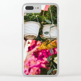 Mountain City Plant Co. Clear iPhone Case