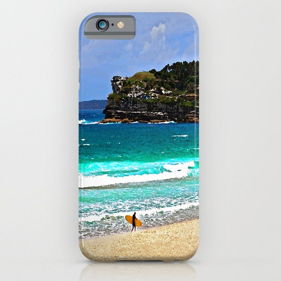 Bondi Surfers iPhone & iPod Case