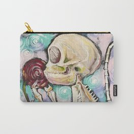 Monkey skeleton Carry-All Pouch