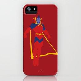 Confidence!  Kallark, The Gladiator iPhone Case