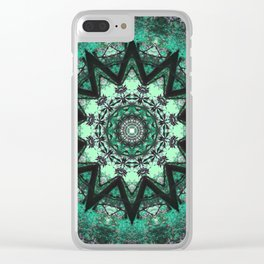 Into the Heart Clear iPhone Case