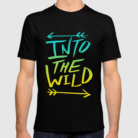 Into the Wild IV T-shirt