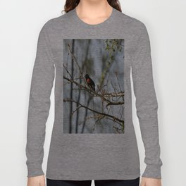 Redwinged Blackbird Long Sleeve T-shirt
