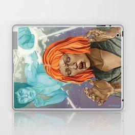 Leeloo Laptop & iPad Skin