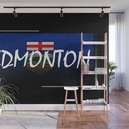 Edmonton Wall Mural