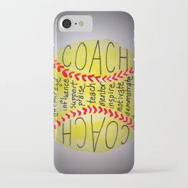 Coach iPhone Case