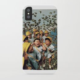 Sing A New Song iPhone Case