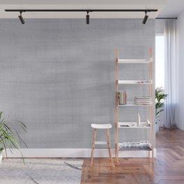 Pantone Lilac Gray Dry Brush Strokes Texture Pattern Wall Mural
