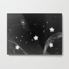 Starfall Metal Print