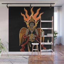 Eternity: Hotaru--Fire Goddess Wall Mural