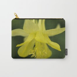 Golden Spur Columbine Alternate Perspective Carry-All Pouch