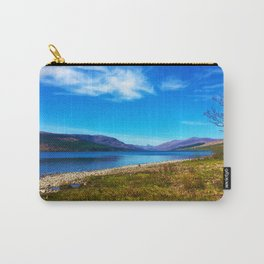 View over Loch Arkaig Carry-All Pouch