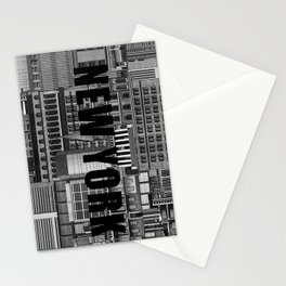 BUILDINGS SERIES 1 Stationery Cards