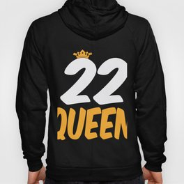 22. Birthday Present 22 Years Old Funny Gift Hoody
