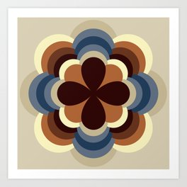 A kind of flower Art Print
