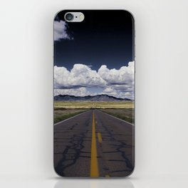 The Long Road Home iPhone Skin