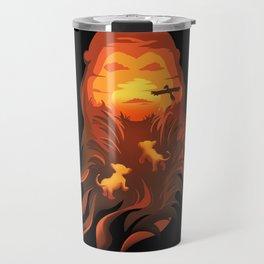 The Lion King - Into The Wild Travel Mug