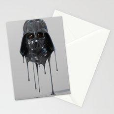 Darth Vader Melting Stationery Cards