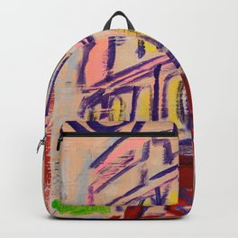 European Capital - Rom Backpack