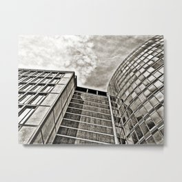 Up up in the sky Metal Print