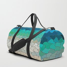 SEA MOSAIC Duffle Bag
