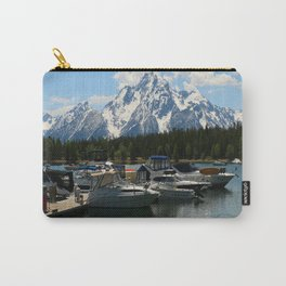 Pleasure Crafts on Jackson Lake Carry-All Pouch