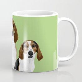 Gracie Lincoln and Greta Coffee Mug
